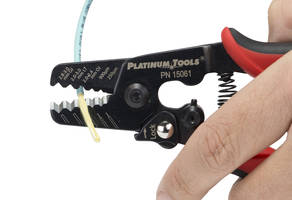 Platinum Tools® Launches 5-in-1 Fiber Optic Stripper & Kevlar Scissors at 2017 InfoComm