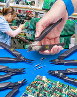 ESD Safe Hand Tools Ideal for Electronics Assembly