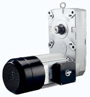 Custom Parallel Shaft Geared Motors and Drives
