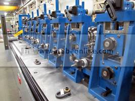 Large Inventory of New and Used Tube Mills for Sale