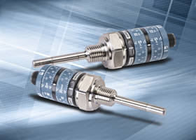 Temperature Switches come with 6mm diameter probe.