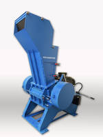 VULCANATOR® KM10 Granulator comes with hydraulic lift.