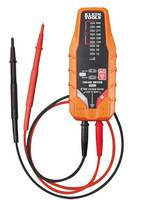 Voltage Testers are CAT IV 600V rated.