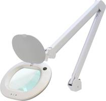 Aven's Mighty Vue Slim 5-Diopter LED Magnifying Lamp