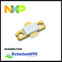 RF Power GaN Transistor is housed in NI-360H-2SB ceramic flanged package.
