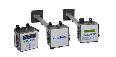 TDP05K Air Measurement System provides wireless remote display option.