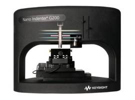 Nano Indenter G200 features tip and sample heater.