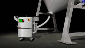 PharmaJet Blender Dryer is equipped with blower.