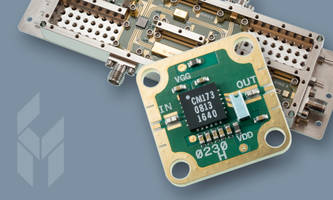 Custom MMIC's Latest Circuits Added to X-Microwave's Modular Design and Production System