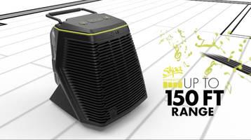 Score™ Speaker System is enabled with SKAA wireless HiFi audio.