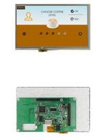 7 in. HDMI Interface TFT-LCD Display- RFH70XB-1IW-LHS