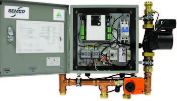 SEMCO's NEUTON™ Controllable Chilled Beam Pump Module is Granted a U.S. Patent