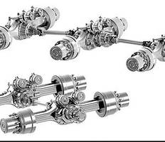 Heavy-Haul Planetary Drive Axles are embedded with rapid response program.