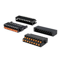 Pluggable Terminal Blocks 0225 Series - Fast Wiring & Space Saving