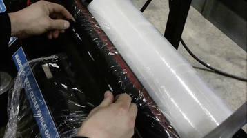 Orbital Wrapping Machines offer puncture resistant wrapping.