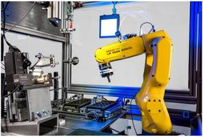 Highlighted project of the Week: Cincinnati Automation High Precision Robotic Inspection Machine