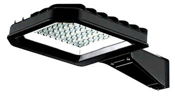 Tellus™ LED Area Light is DLC listed.