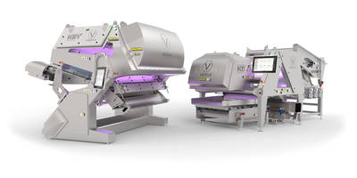 VERYX® C140 Digital Sorters come with multi-sensor Pixel Fusion™ technology.