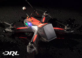 Drone Racing League Reaches out to Connekt, LLC Help Design the Newest Version of Their Custom Quadcopter, the DRL Racer3