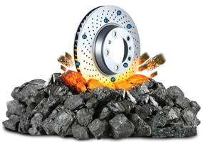 Disc Brake Rotors are manufactured to meet OE tolerances.