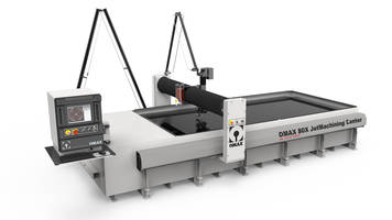 OMAX Corporation Brings Waterjet Cutting Versatility and Precision to WESTEC