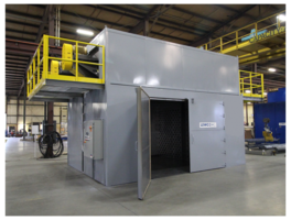 LEWCO Completes Large Batch Oven for Aerospace Industry; Temperature Uniformity Exceeds Expectations