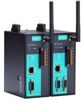 NPort IAW5000A-6I/O Serial Server offers 4 kV serial surge protection.
