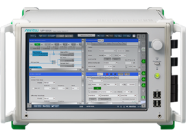 MP1900A Bit Error Rate Tester features built-in Pulse Pattern Generator.