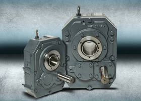 IronHorse® Shaft Mount Gearboxes come with reinforced double lip seals.