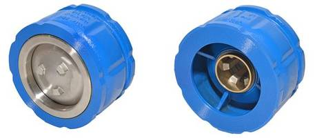 Model 888VFD Check Valve is suitable for ANSI 150# or 300# mounting.