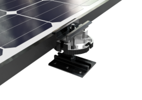 POWER DISK™ Mounts Solar Modules Anywhere on the Roof