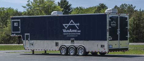 VanAire's New Pilot Trailer
