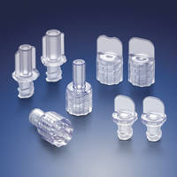 NRFit™ Connectors and Caps meet ISO 80369-6 standard.