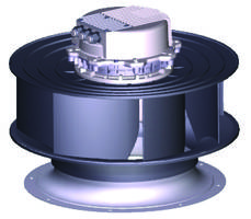 Motorized Impellers come with capacity of 8,095 cfm.