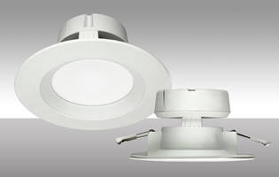J-Box Downlight is equipped with integral junction box.