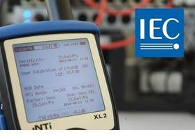 XL2 Sound Level Meter Calibration According to IEC61672
