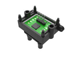 MDP200 Pressure Sensors feature suspended bridge microstructure.