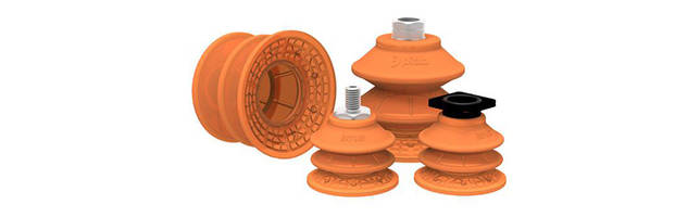 Friction Cups offer safe and secure grip.