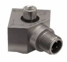 639A91 ICP® Triaxial Accelerometer is made of 316L stainless steel.
