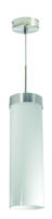 NRS80-500 LED Glass Cylinder Pendants come with dimmable driver.