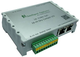 IA-3886-5 Dry-Contact I/O Device supports DOT.net Library software.