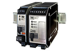 TMZ MODBUS Temperature Transmitter provides increased sensor density.