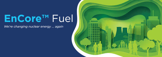 EnCore™ Fuel withstands temperatures of over 3000˚F.