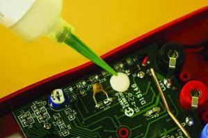 Thermally Conductive, Electrically Insulative Epoxy Delivers Low Exotherm for Large Castings and Potting Applications