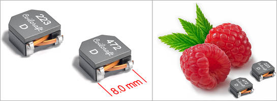 SRT8045 Series Power Inductors are RoHS compliant.