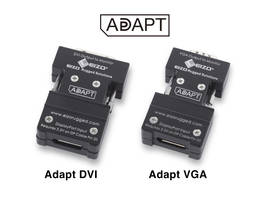 DisplayPort Video Format Converters feature FPGA-based design.
