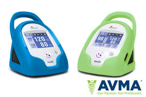 Veterinary BP Monitors come with turn off alarms.