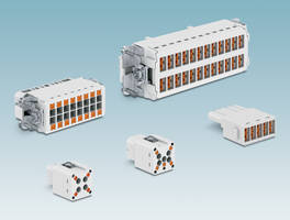 Twin-PT Contact Inserts feature modular insert design.