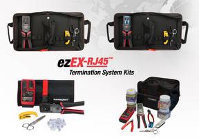 Platinum Tools® Launches New ezEX-RJ45® Termination Kits
