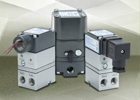 NITRA Current to Pneumatic (I/P) Transducers Added by AutomationDirect